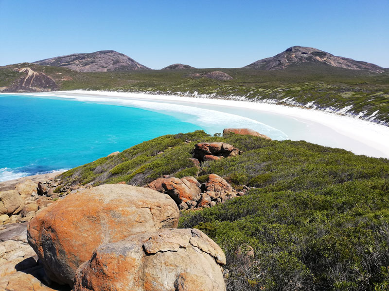 One of the most famous beaches in Western Australia and a popular stop on a South West road trip. Esperance